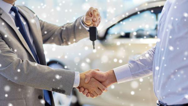 Digital Signage for Auto Dealership
