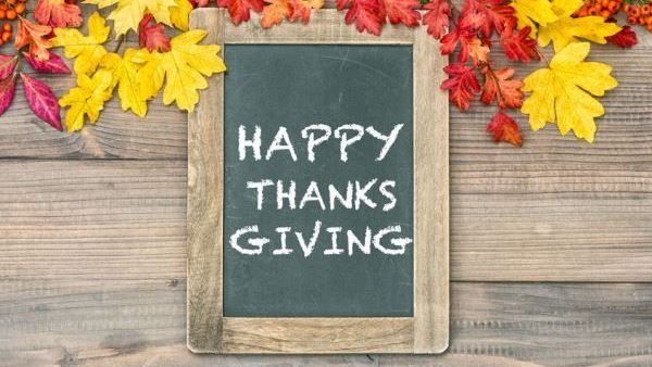Thanksgiving Promotions using Digital Signage Screens